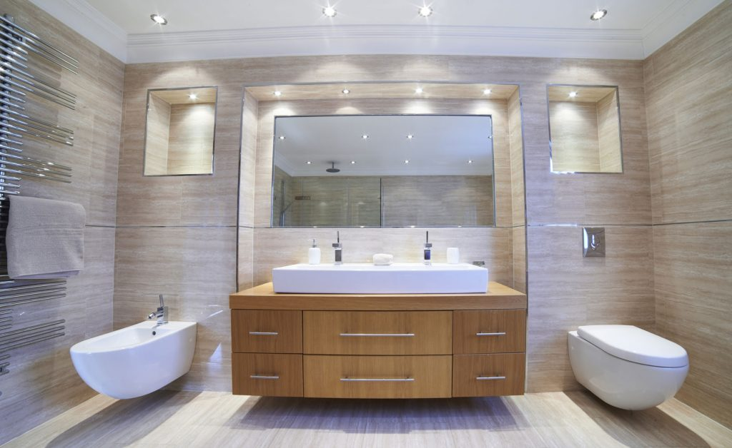Bathroom Remodeling Project from Los Angeles Remodeling & Construction Company